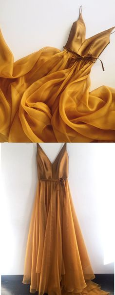 Spaghetti Straps A Line V Neck Formal Cheap Long Prom Dresses,Yellow Chiffon Prom Party Dresses · SofieDress · Online Store Powered by Storenvy Tulle Prom Dress, Graduation Dresses, Cheap Prom Dresses, Prom Party Dresses, Formal Evening Dresses, Dresses For Teens, Sexy Dresses, Evening Gowns, Fashion Dresses