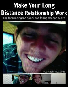 Making a Long Distance Relationship Work