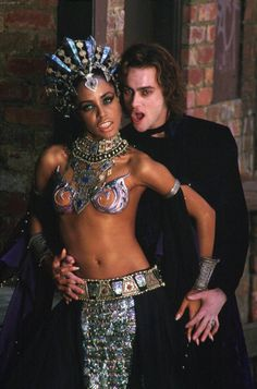 Aaliyah as Queen Akasha (Queen of the Damned)