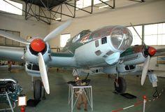 Fotografía del Heinkel HE-111 E-1 Pedro