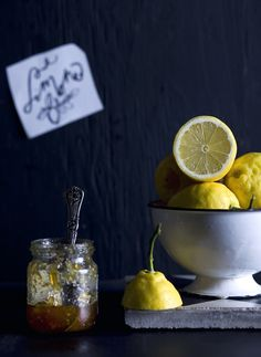 Lemon jam - dolce vita blog