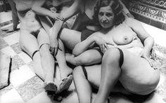 Henri Cartier-Bresson, Prostitutes, Valencia, province Alicante, Spain, 1933