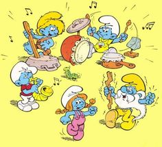Also, where did all these other Smurfs come from? 18 Questions Kids Shows Left Unanswered Cartoon Character Tattoos, Cartoon Characters, 90s Childhood, Childhood Memories, 80s Kids Shows, Best 90s Cartoons, Kids Tv, 90s Kids, Saturday Morning Cartoons