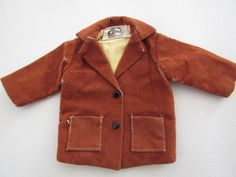 Pedigree Sindy Doll 1963 Country Walk Jacket  in Dolls & Bears, Dolls, Clothing & Accessories, Fashion, Character, Play Dolls   eBay!