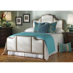Wesley Allen Savannah California King Bed WA-CB1244CK $1558.75