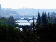 Prague  April 2003