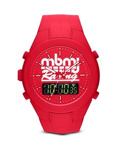 Marc By Marc Jacobs X-Up Digital Watch, 47mm