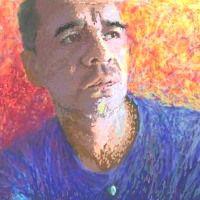 Artista Pernambucano PINTURA arte digital do artista Sobre papel couché 30x40 2013