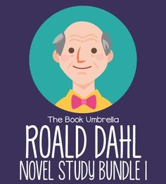 ... title page for students before reading worksheet who was roald dahl