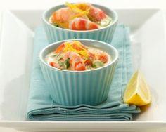 Gratins de crevettes (facile, rapide) - Une recette CuisineAZ