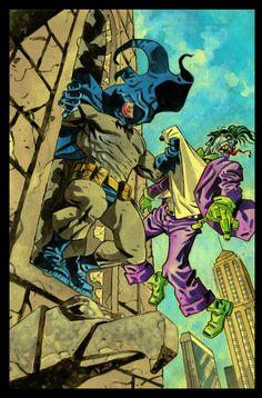 color Batman #3
