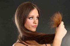 How to Prevent and Remove Split Ends? How to remove split ends? How to prevent split ends? Remove split ends home remedy. Remove split ends without cutting hair. Prevent and get rid of dead ends Coconut Oil Hair Treatment, Coconut Oil Hair Growth, Coconut Oil Beauty, Coconut Oil Hair Mask, Hair Growth Oil, Hair Loss Treatment, Hair Treatments, Oil For Curly Hair, Oil For Hair Loss