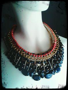 Collar benito combinado con collar dash