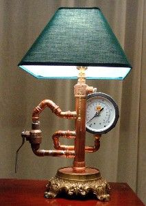 1000 images about steampunk lamp on pinterest steampunk for Pipe lamp plans