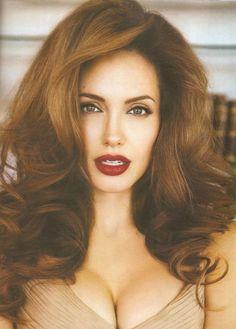 Angelina Jolie...when she was still stunning and not a homewrecker.