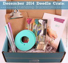 december 2014 doodle crate