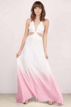 Fairy Dust Cutout Maxi at Tobi.com  | #SHOPTobi | #MaxiMadness | Maxi Dresses