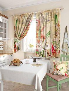 """Комплект штор """"Лумерия"""": купить комплект штор в интернет-магазине ТОМДОМ #томдом #curtains #шторы #interior #дизайнинтерьера"""