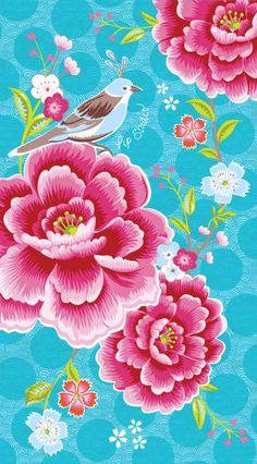 Bird of paradise flower wallpaper pip studio 67 Trendy ideas Flower Backgrounds, Flower Wallpaper, Wallpaper Backgrounds, Paradise Wallpaper, Illustration Blume, Birds Of Paradise Flower, Pip Studio, Deco Boheme, Truck Art