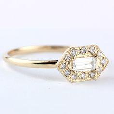 Val Ring - Katie Diamond Jewelry