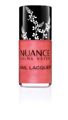 Salma Hayek Launches Nail Polish #nails
