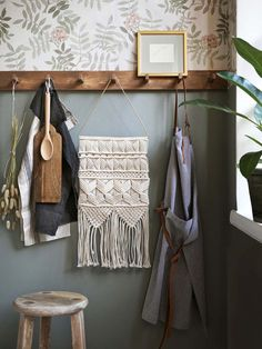 hallway decorating 413486809539107237 - From the magazine Hus & Hem 🌿 Styling: Matilda Appelberg Photo: Karl Anderson Source by Decoration Entree, House Ideas, My New Room, Cozy House, Rustic Style, Rustic Furniture, My Dream Home, Interior Inspiration, Home Remodeling
