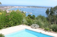 Fantastic views to the Cap d'Antibes? - http://www.aiximmo.ch/property/fantastic-views-to-the-cap-dantibes/- This beautiful neo-provençal villa has a wonderful panoramic view of Golf Juan and the Cap d'Antibes and is currently divided into two units. At the garden level is a unit with a living room, an open kitchen and two bedrooms with two bathrooms. Upstairs is the second unit with a