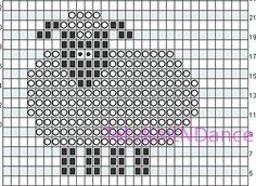 Ravelry: Big Baa chart pattern by Tatyana Chambers