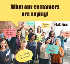 Curious about what it's like to have your own dedicated assistant from Habiliss? Meet our customers and get inspired!