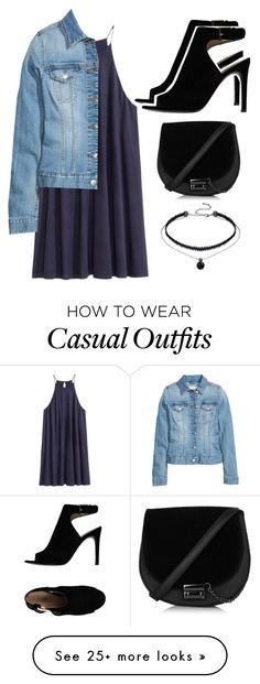 """Casual Night ✨"" by jasloves5sos on Polyvore featuring Tory Burch"