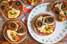 Zomberoni Pizza Faces | Post Punk Kitchen