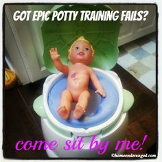 Home on Deranged - potty training fails