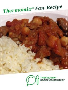 Recipe Moroccan Lamb by meganzig, learn to make this recipe easily in your kitchen machine and discover other Thermomix recipes in Main dishes - meat. Morrocan Lamb, Moroccan, Recipes Dinner, Dinner Ideas, Kitchen Machine, 5 Recipe, Bellini, Main Dishes, Dinners