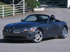 BMW Convertible Roadster....My new ride!!!