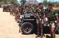 Hotchkiss M201 - Légion Étrangère à Tchad
