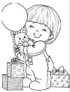 Baby & Teddy