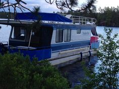 House boat vacation. It's on the bucket list