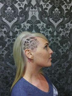 Hair Art!