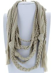 Beige Braided Infinity Scarf Ladies Boutique, Boutique Clothing, Online Clothing Boutiques, Color Combinations, Infinity, Scarves, Beige, Pattern, Clothes