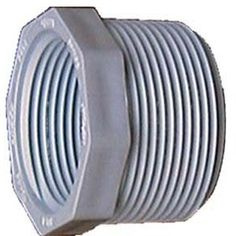 Genova Products 34320 2-inch x 1-inch PVC Sch. 40 Threaded Reducing Bushings