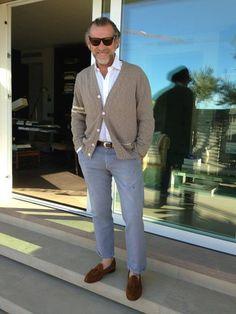 Evolução de estilo para homens maduros! George Clooney e Justin Timberlake! Imangem: Reprodução