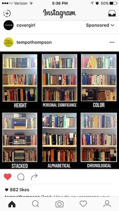 How do you like your books :)
