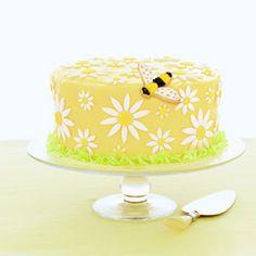 Daisy Cake- butter cake recipe