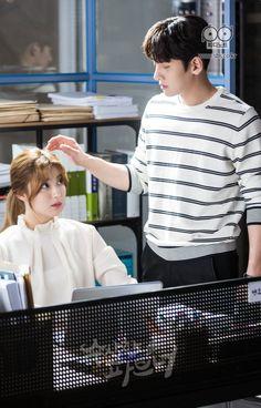 """Suspicious Partner"" Stills Show Ji Chang Wook And Nam Ji Hyun's Undeniable Chemistry Even Off-Camera Korean Drama Quotes, Korean Drama Movies, Korean Dramas, Live Action, Suspicious Partner Kdrama, Kpop, Ji Chang Wook Photoshoot, Partner Quotes, O Drama"