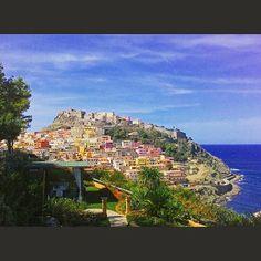 Vista su Castelsardo, Sassari. #lark #sardegna #sardinia #castelsardo #sassari #castello #castle #roccaforte #stronghold #rocca #fortress #golfodellasinara #mare #sea #promontorio #promontory #dafareinsardegna #dafareacastelsardo #instasardegna #igersardegna #igersassari #lanuovasardegna #sardiniaexperience by stefano2094   #Supramonte's - #Sardinia #Sardegna