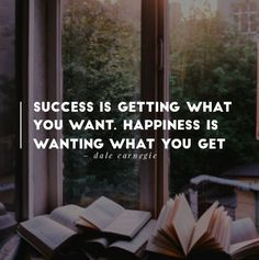Success is getting what you want. Happiness is wanting what you get. Career Quotes, Success Quotes, Meaningful Quotes, Inspirational Quotes, Motivational, Best Home Business, Character Quotes, Leadership Tips, Travel Humor
