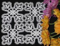 Advanced Embroidery Designs - FSL Battenberg Butterfly Lace Motif