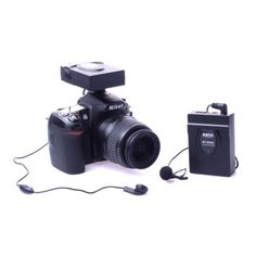 For-Canon-Sony-Gopro-DSLR-Camera-Camcorder-Audio-Recorder-Wireless-Microphone-A1