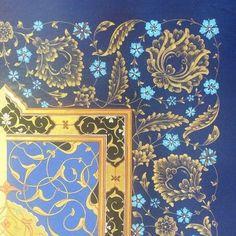 : Illumination Art, Persian Pattern, Islamic Patterns, Iranian Art, Turkish Art, Arabic Art, Islamic Calligraphy, Pattern Illustration, Tile Art