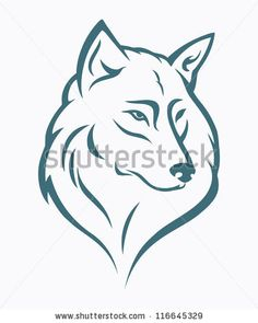 Find Wolf Head Vector Illustration stock images in HD and millions of other royalty-free stock photos, illustrations and vectors in the Shutterstock collection. Thousands of new, high-quality pictures added every day. Tribal Wolf Tattoo, Wolf Tattoo Design, Wolf Tattoos, Celtic Tattoos, Animal Tattoos, Tattoo Designs, Illustration Vector, Vector Art, Image Vector